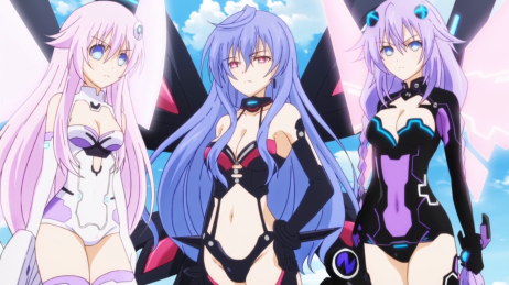 [Leopard-Raws] Choujigen Game Neptune The Animation - 07 RAW (MX 1280x720 x264 AAC)_001_25879