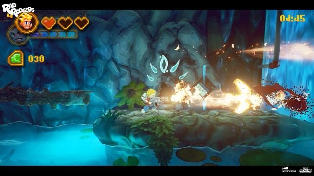 Platformer game review