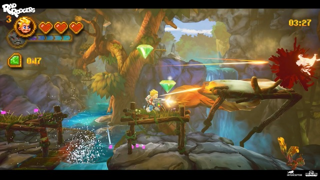 Rad Rodgers PS4 review