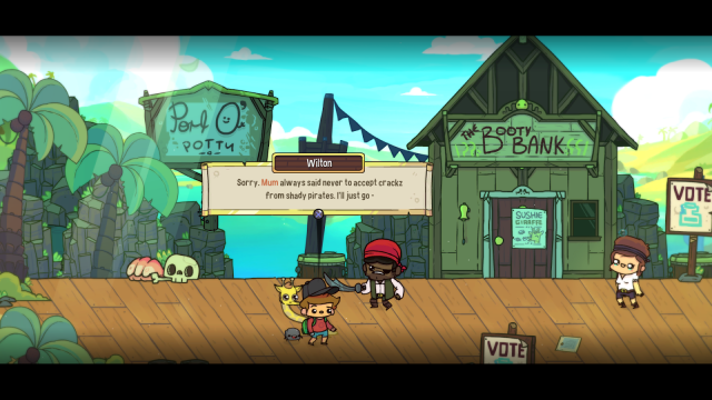 2D platformer game review